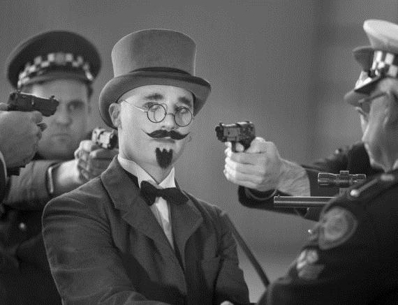 Кадр из фильма «Доктор Плонк»