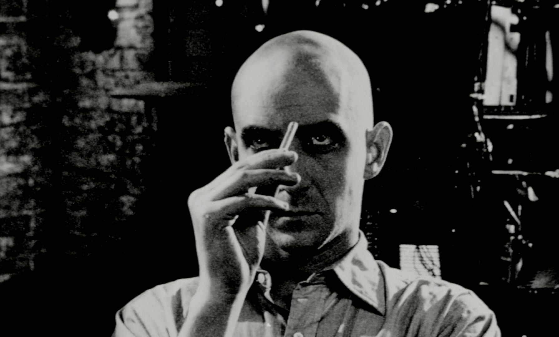 Кадр из фильма «Пи»