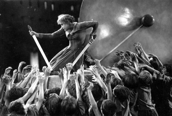 Кадр из фильма «Метрополис»