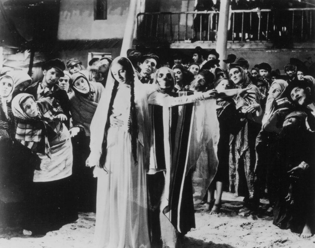 Демон 1937 года: «Дибук»