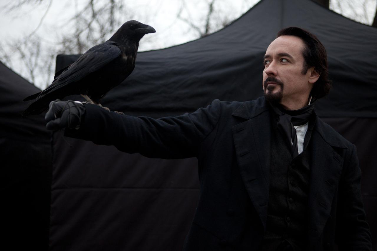 Кадр из фильма «Ворон»