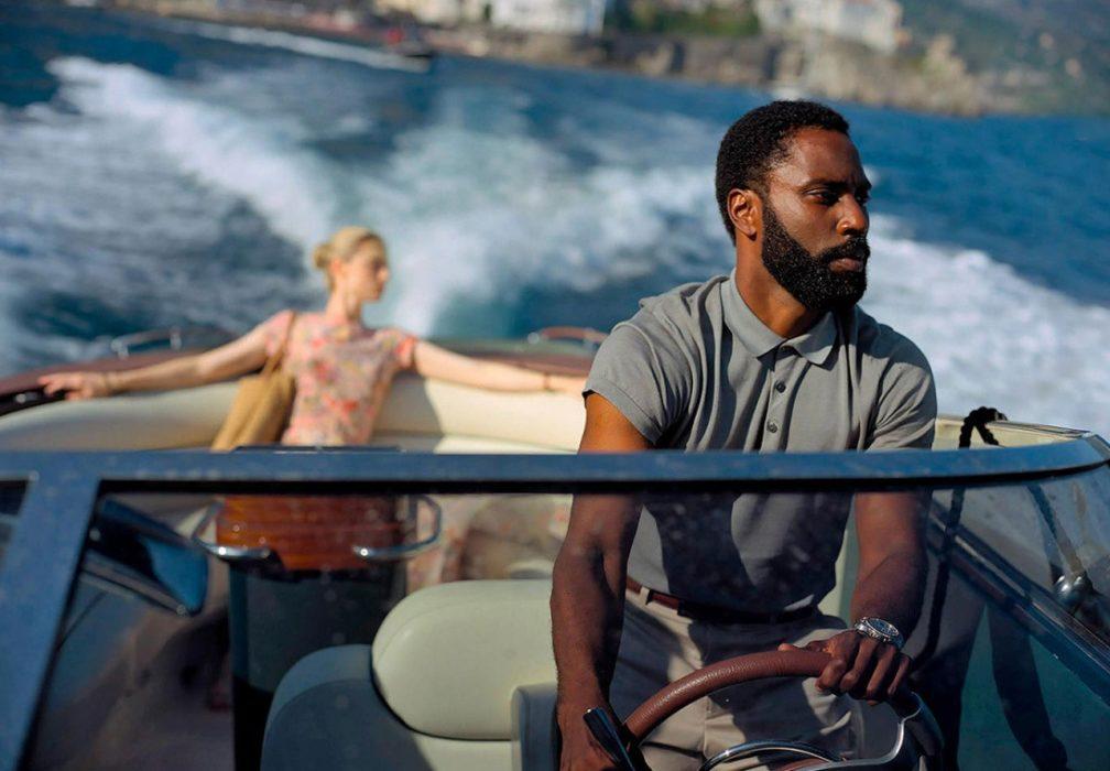 Кадр из фильма «Довод»