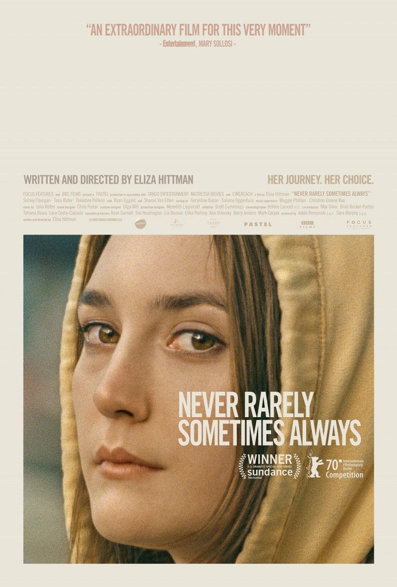Никогда, редко, иногда, всегда (2020) — OST