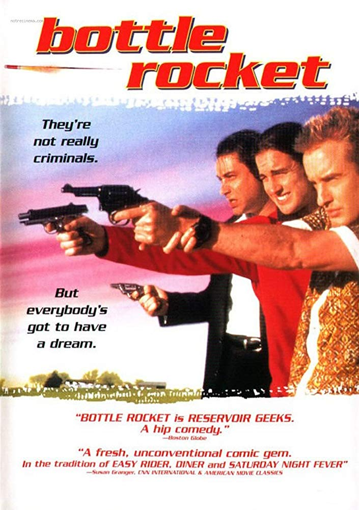 Бутылочная ракета (1996) — OST