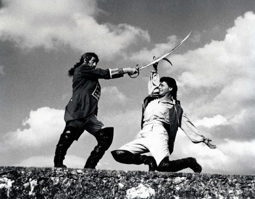 Кадр из фильма «Фанфан-тюльпан»