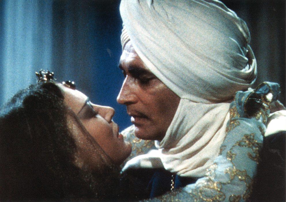 Кадр из фильма «Багдадский вор»