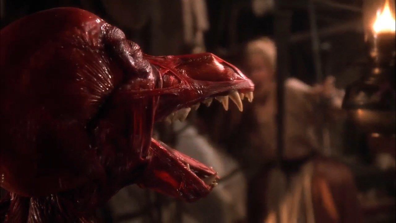 Кадр из фильма «В компании волков»