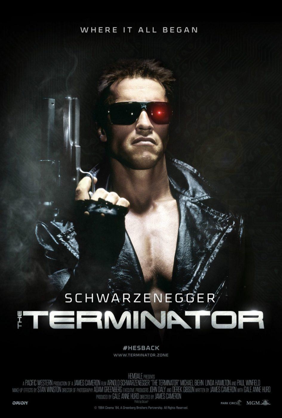 Терминатор (1984) - OST