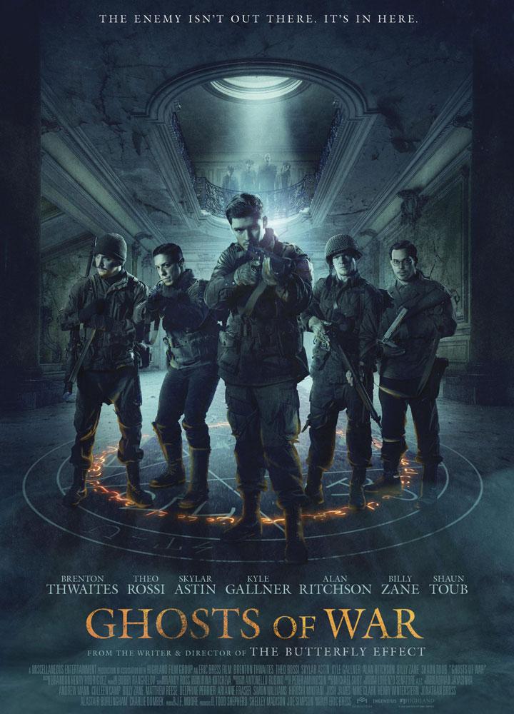 Призраки войны (2020) — OST