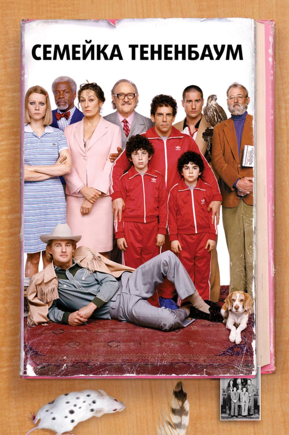 Семейка Тененбаум (2001) - OST