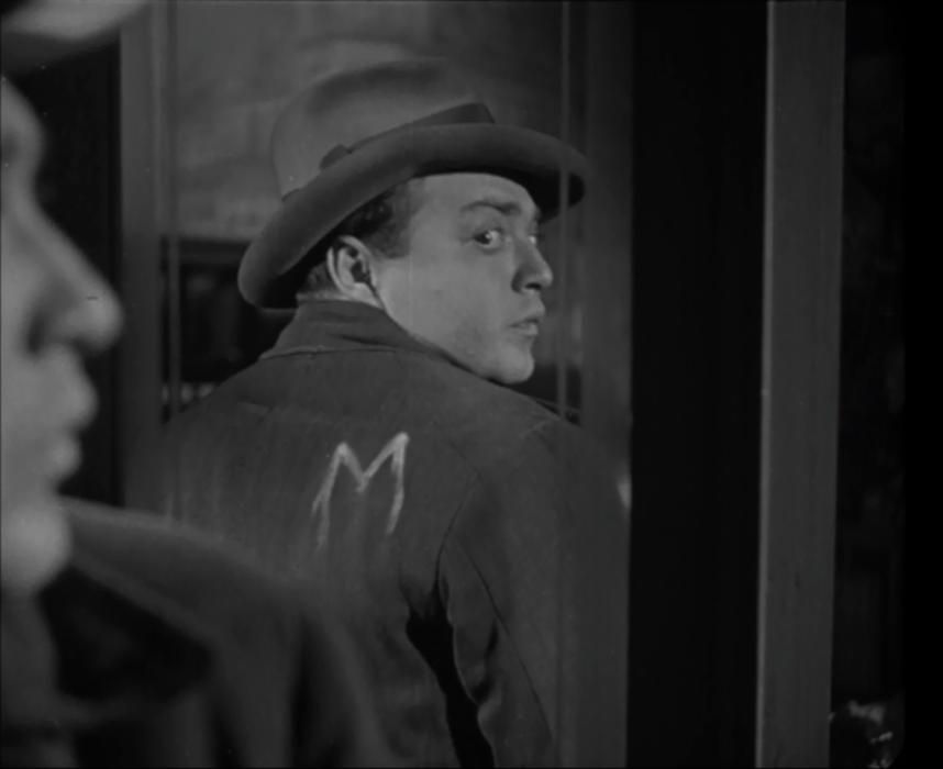 Кадр из фильма «М»