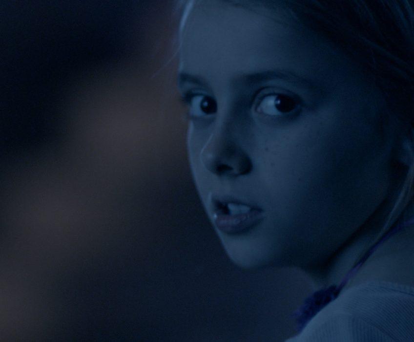 Кадр из фильма «Ужас за стеной»
