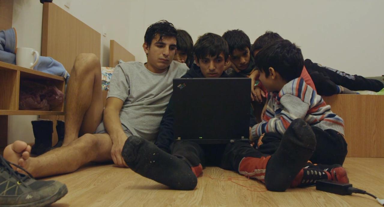 Кадр из фильма «Акаса, мой дом»