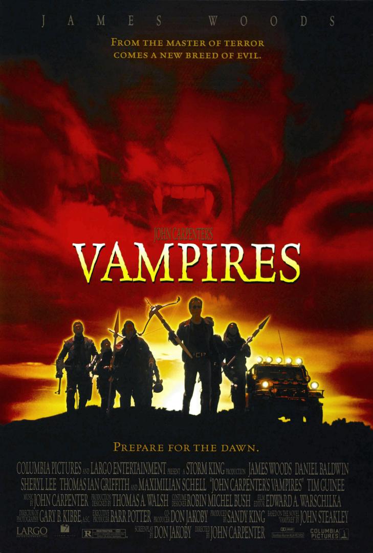 Вампиры (1998) — OST