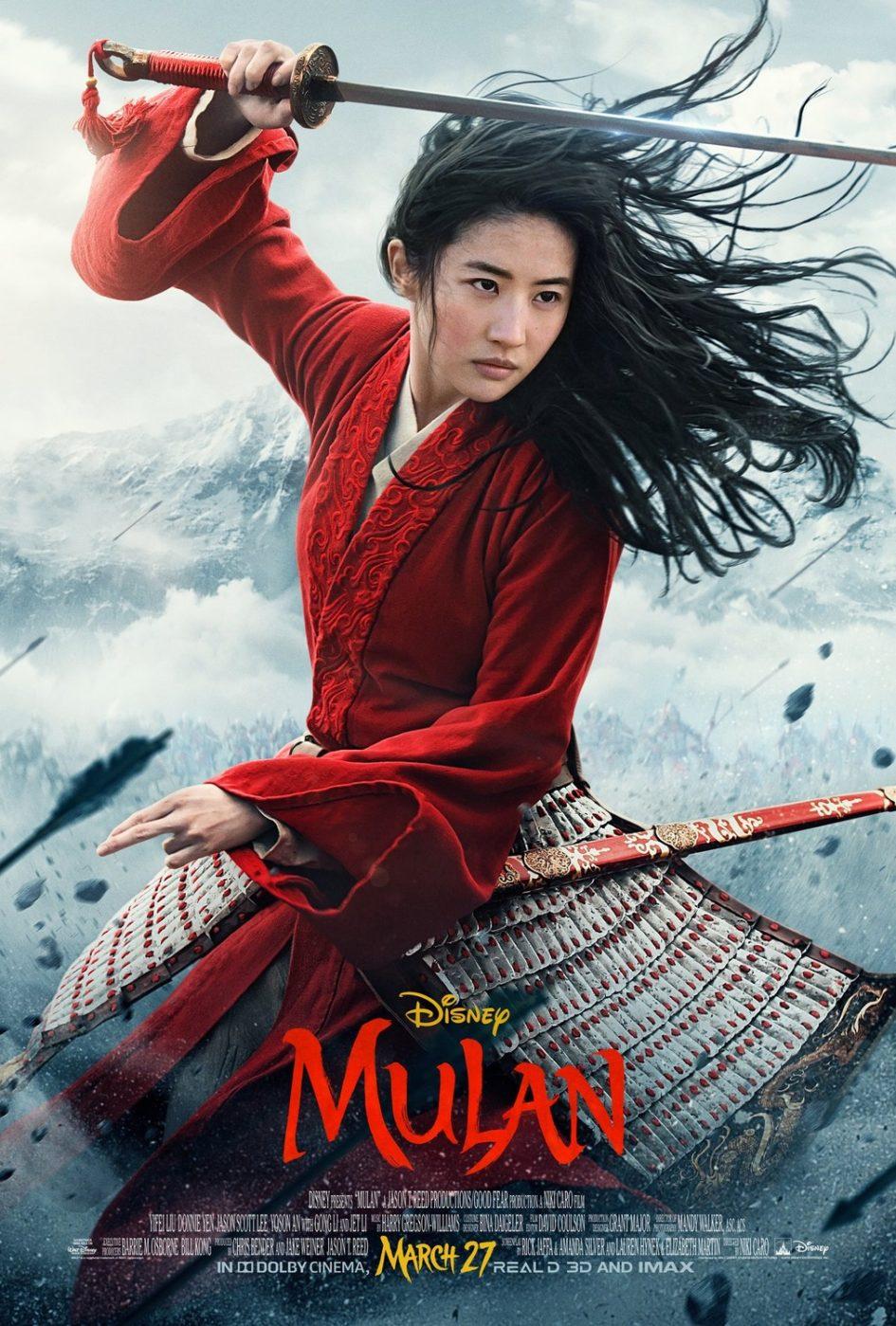 Мулан (2020) - OST