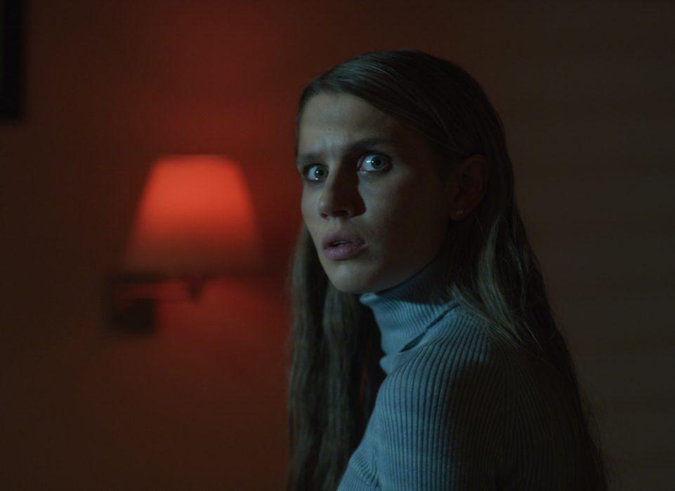 Кадр из фильма «Синдром»