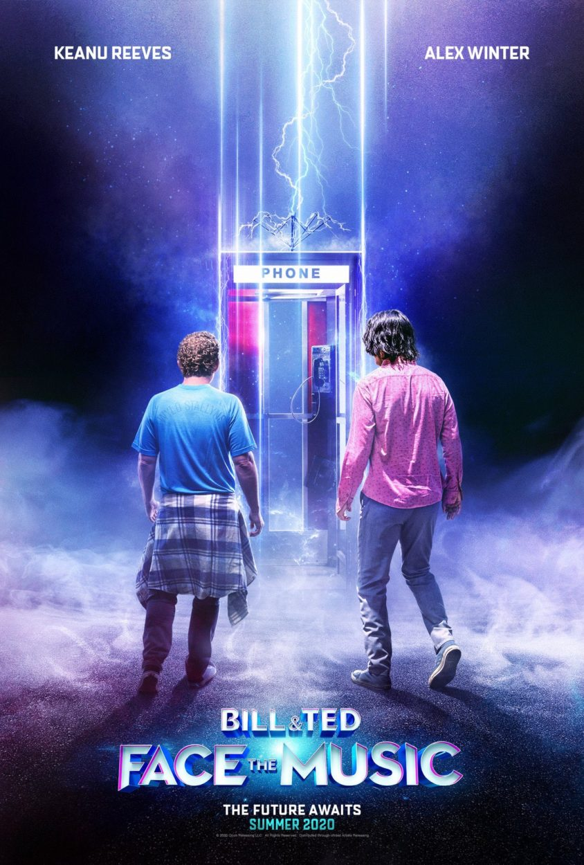 Билл и Тед (2020) — песни из фильма