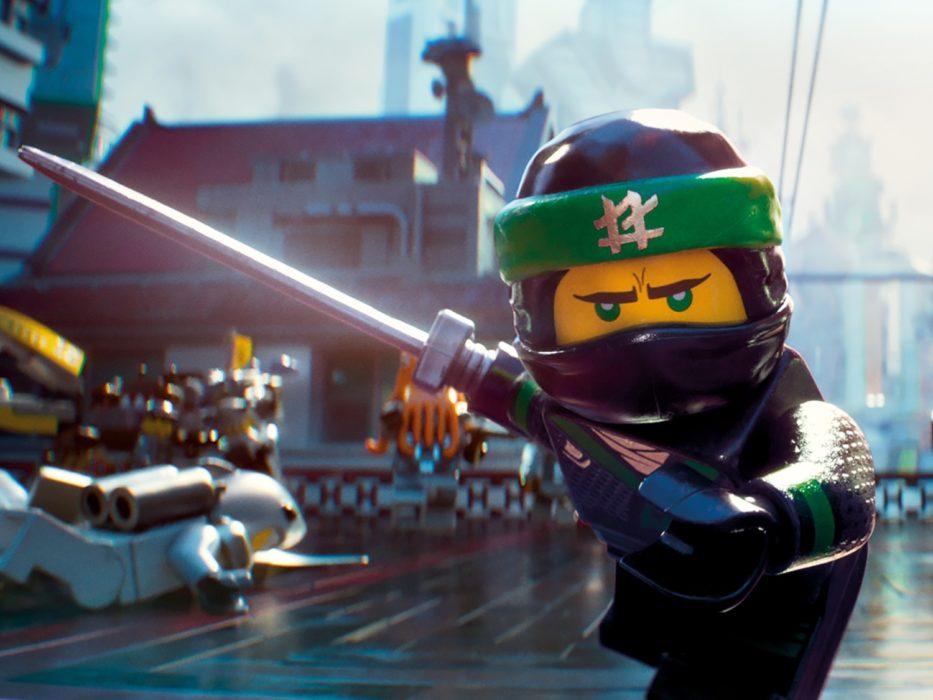 Кадр из фильма «Лего Фильм: Ниндзяго»