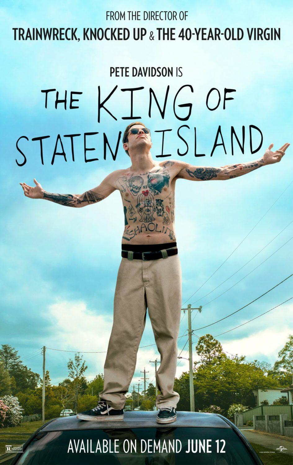 Король Стейтен-Айленда (2020) - OST