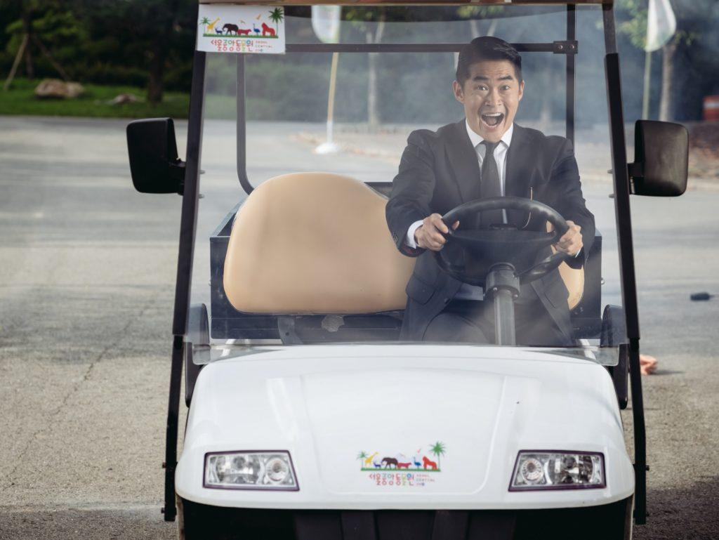 Корейская комедия «Спасти панду» выйдет в России 6 августа