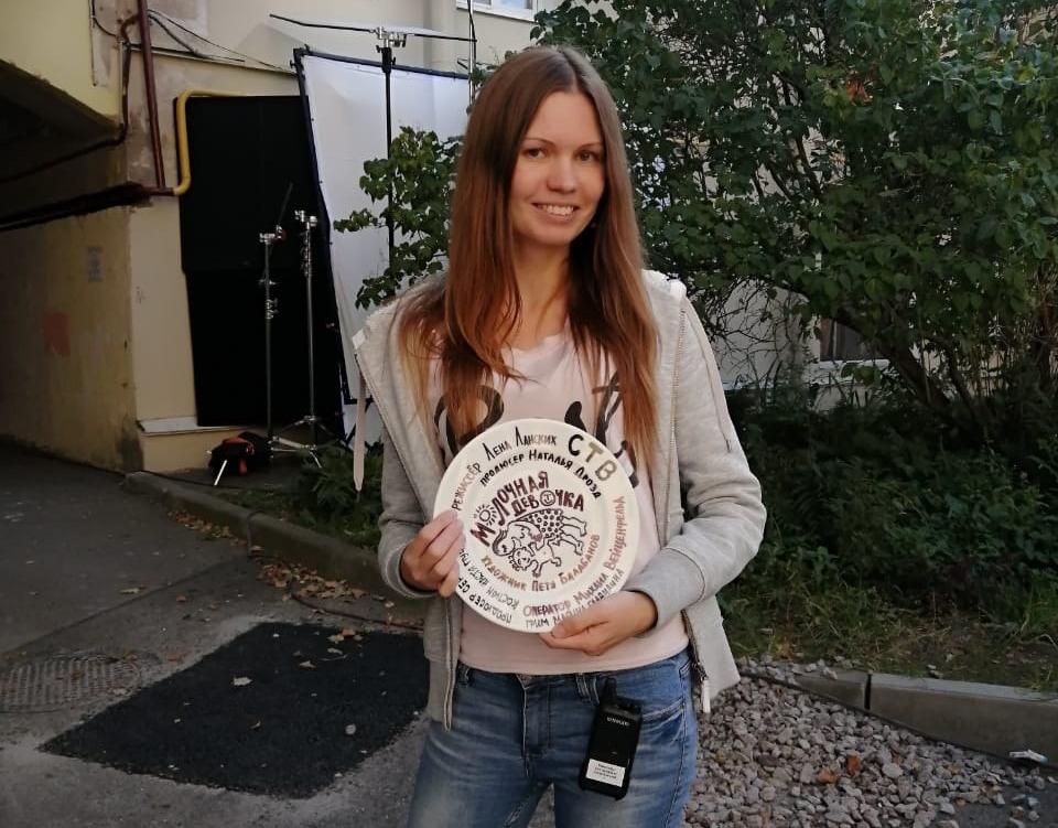 В Санкт-Петербурге начались съемки фильма «Молочная девочка»