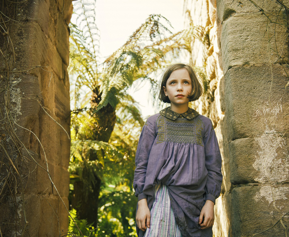 Детское кино для взрослых: «Таинственный сад»