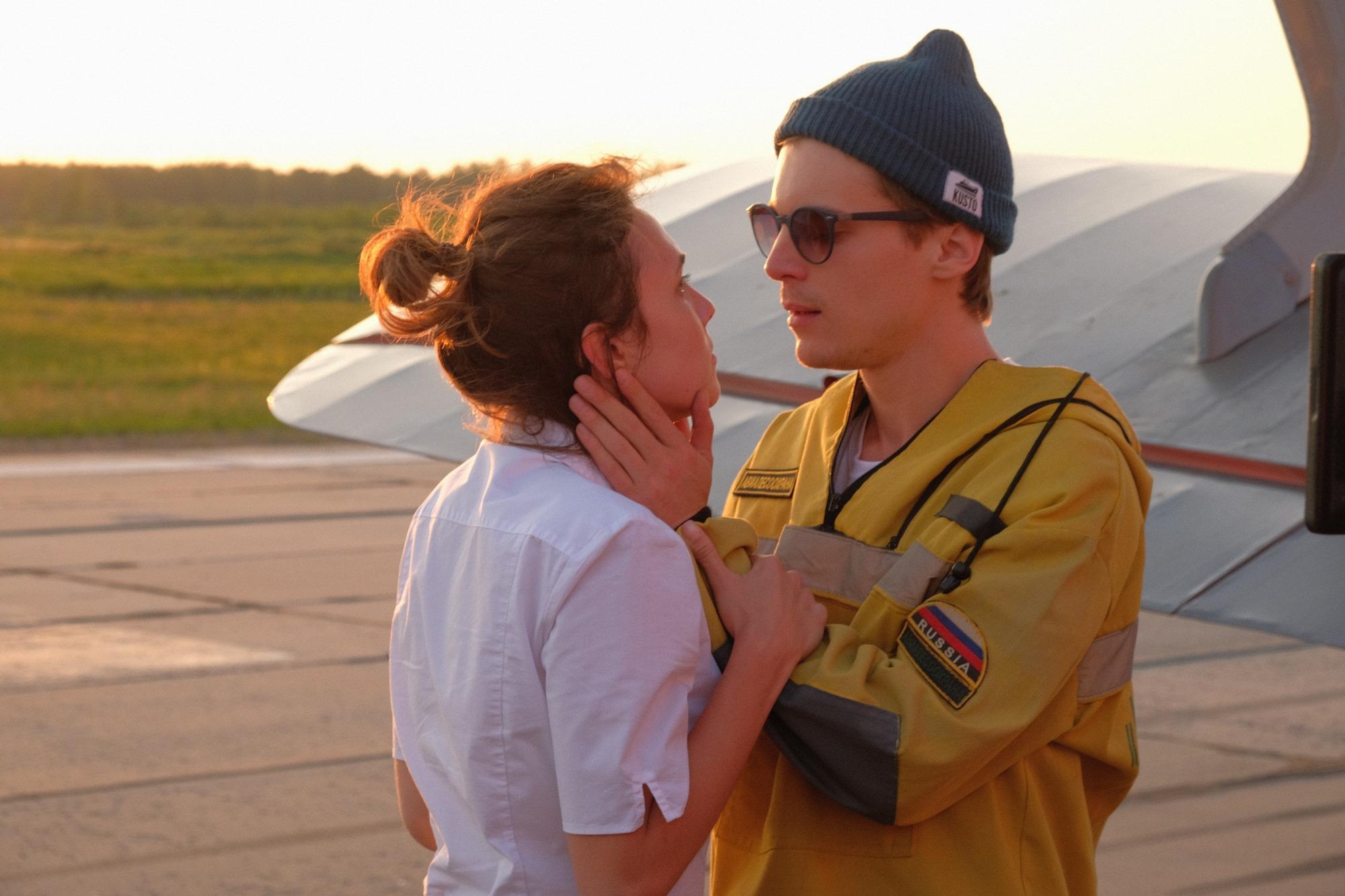Кадр из фильма «Огонь»