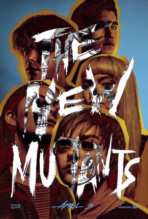 Новые мутанты (2020) - OST