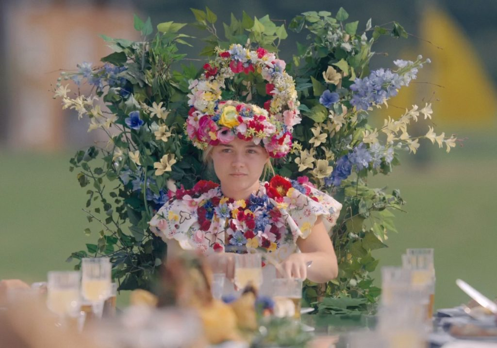 Флоренс Пью, сыгравшая в «Солнцестоянии», откроет фестиваль скандинавского кино