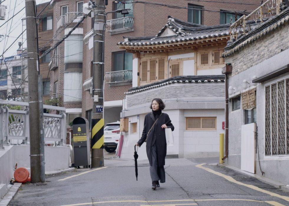 Кадр из фильма «Женщина, которая убежала»