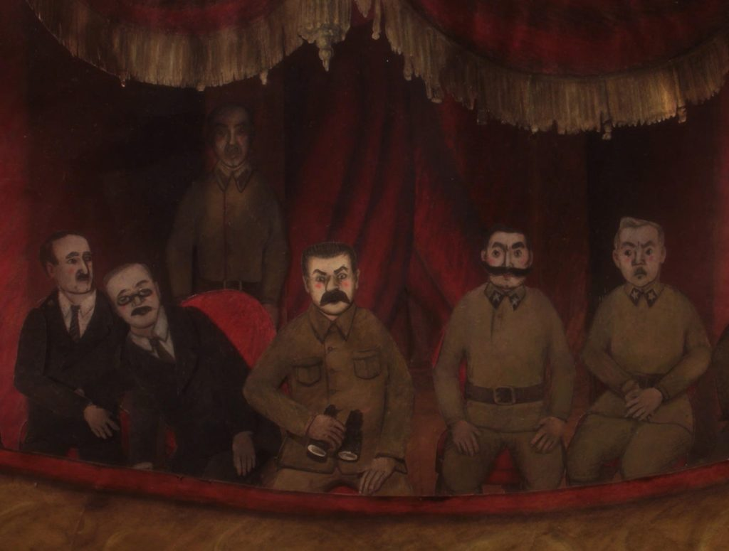 Мультфильм «Нос» Андрея Хржановского номинирован на премию Европейской киноакадемии