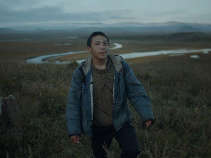 Кадр из фильма «Китобой»
