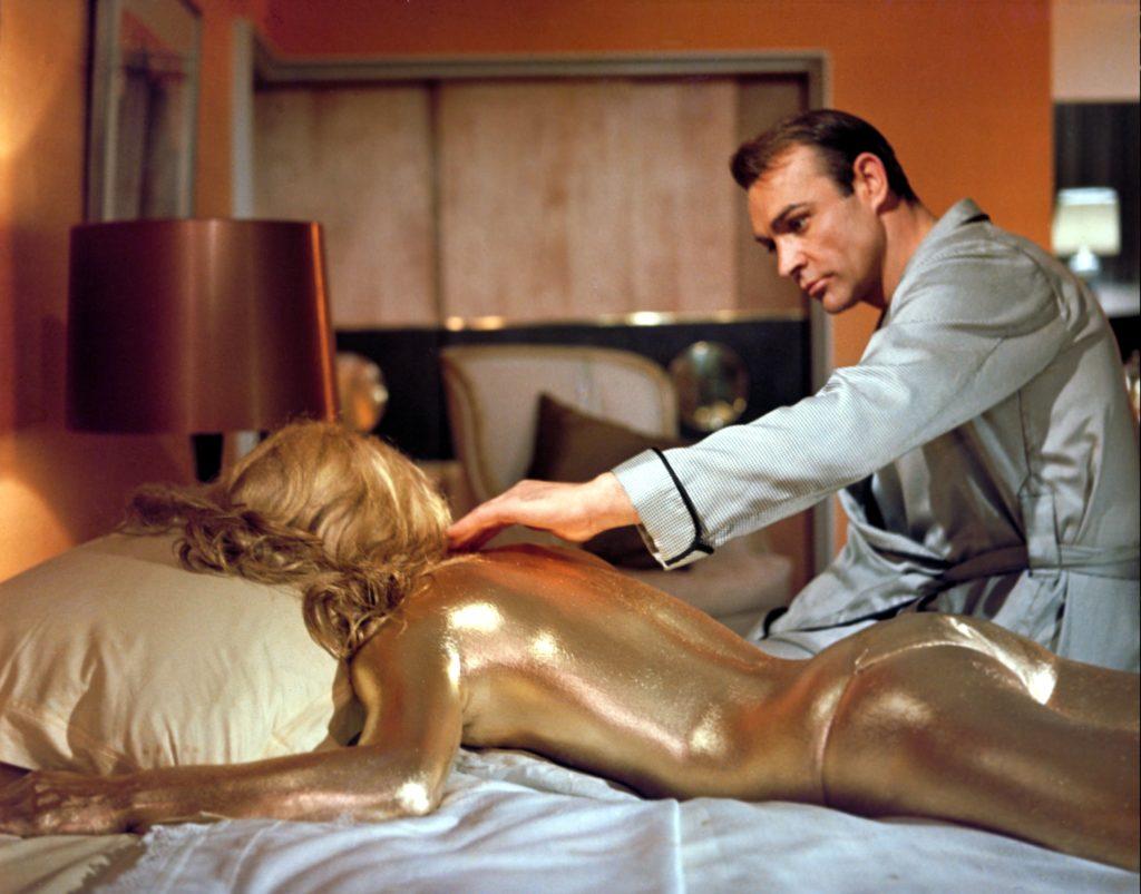 Маргарет Нолан, сыгравшая девушку в золотой краске в «Голдфингере», умерла в возрасте 76 лет