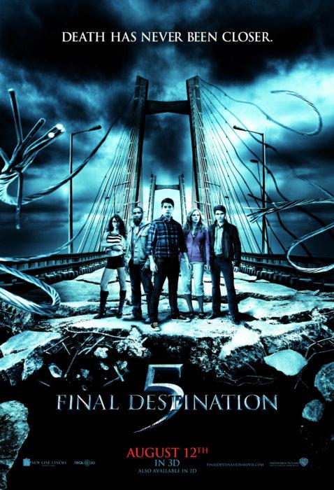 Пункт назначения 5 (2011) - OST
