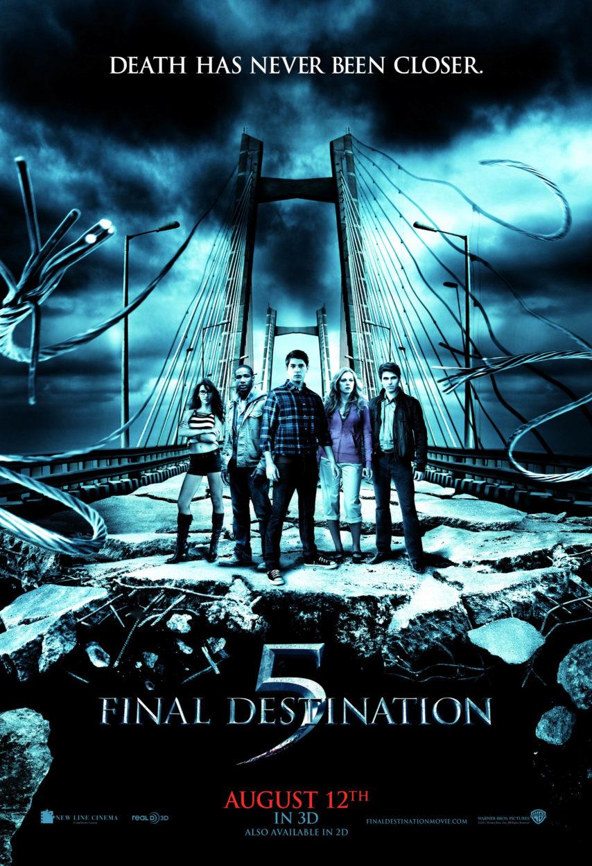 Пункт назначения 5 (2011) — OST