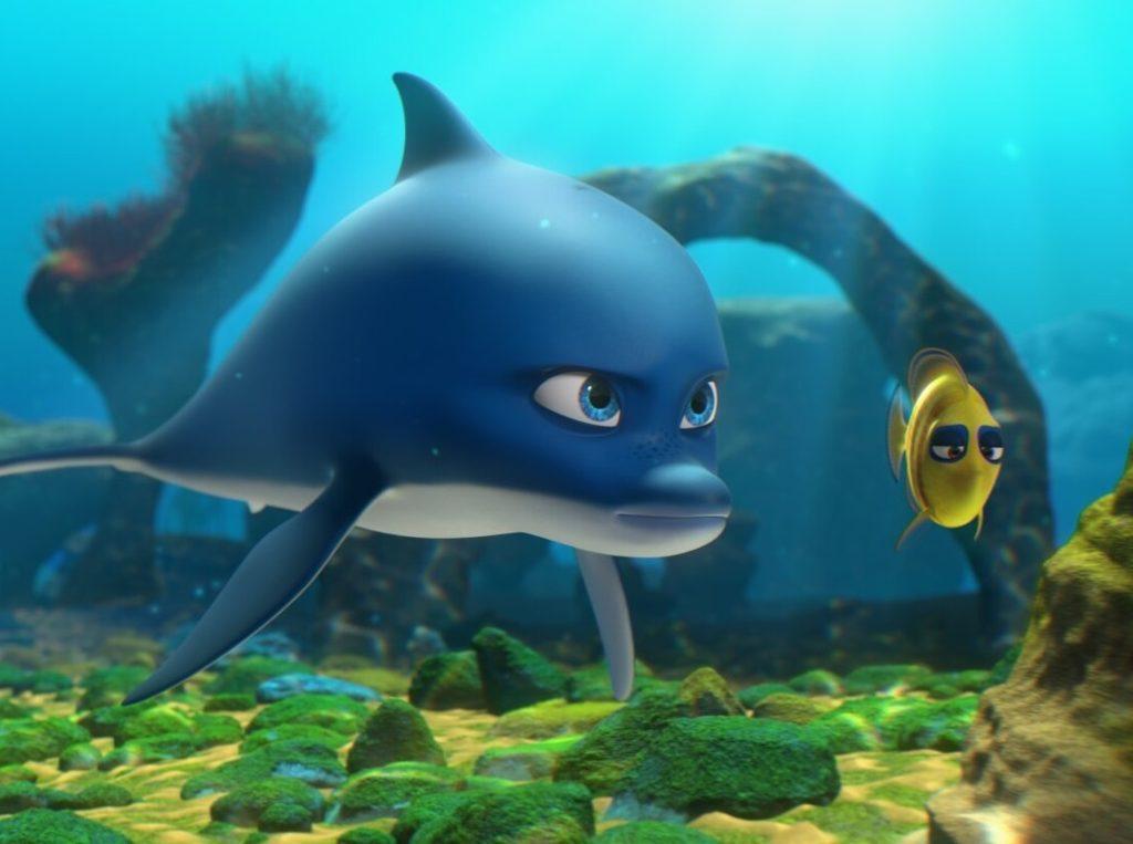 Филипп Киркоров стал рыбьим мэром (но только в мультфильме)