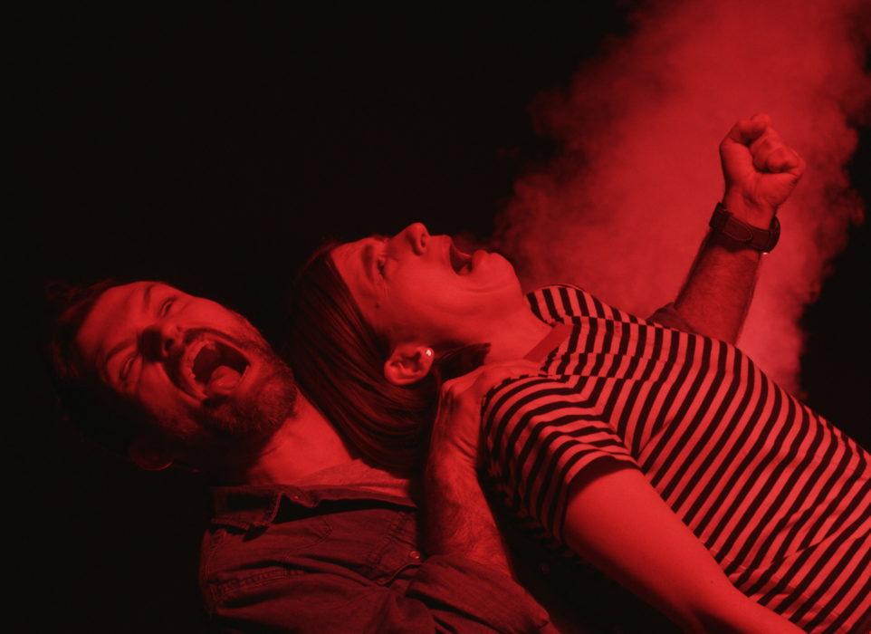 Кадр из фильма «Напугай меня»