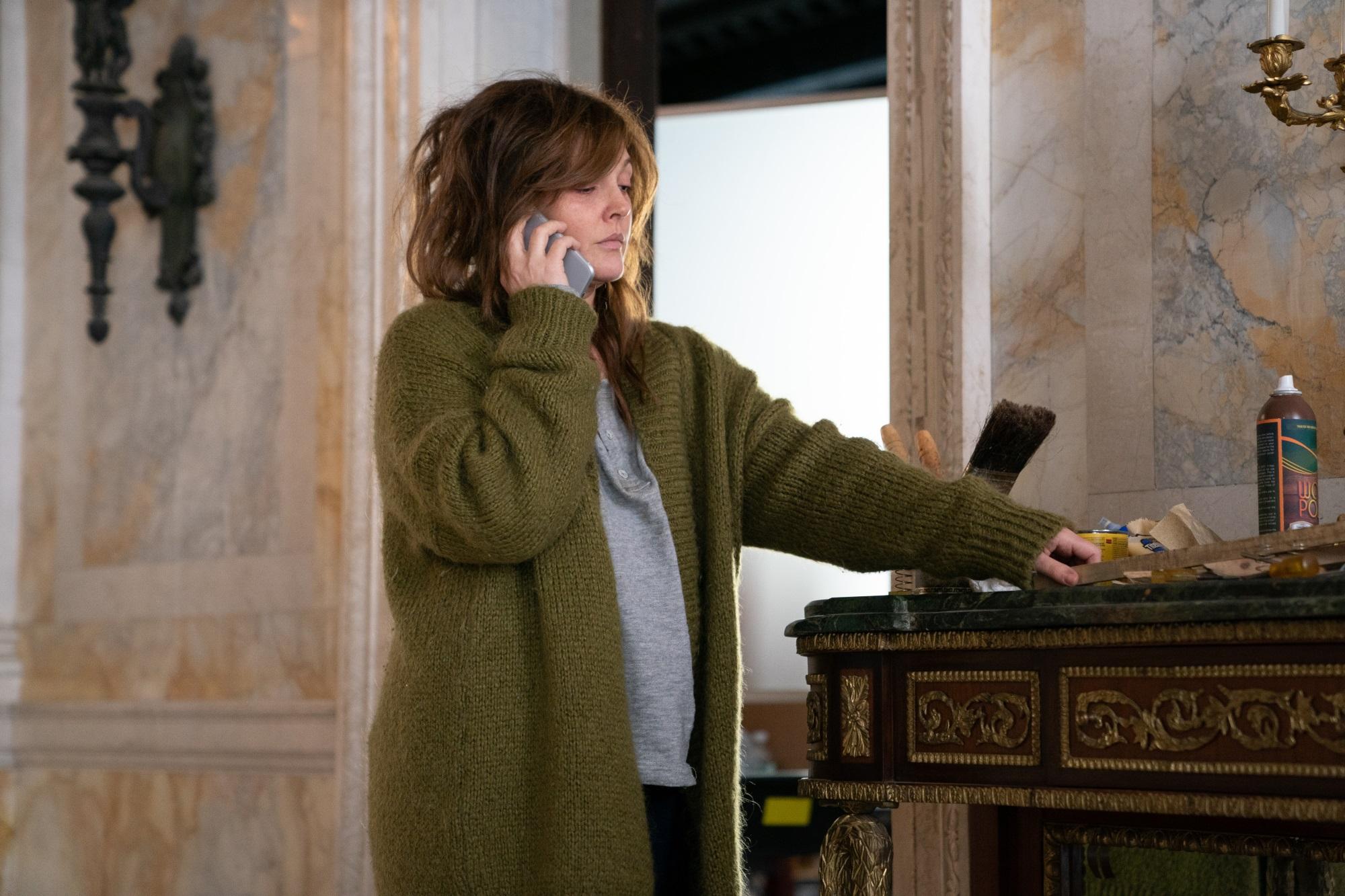 Кадр из фильма «Дублёрша»