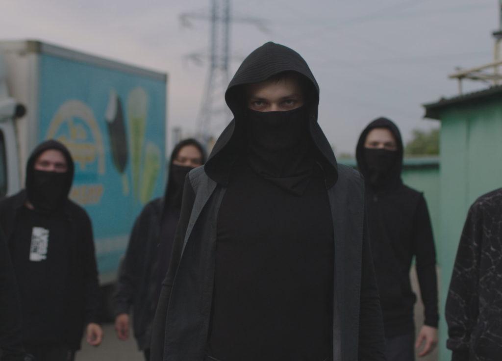 Появились первые кадры из фильма о «группах смерти»