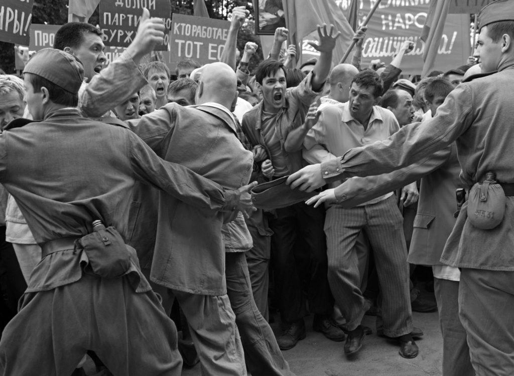 Расстрел в Новочеркасске в объективе Кончаловского: «Дорогие товарищи!»