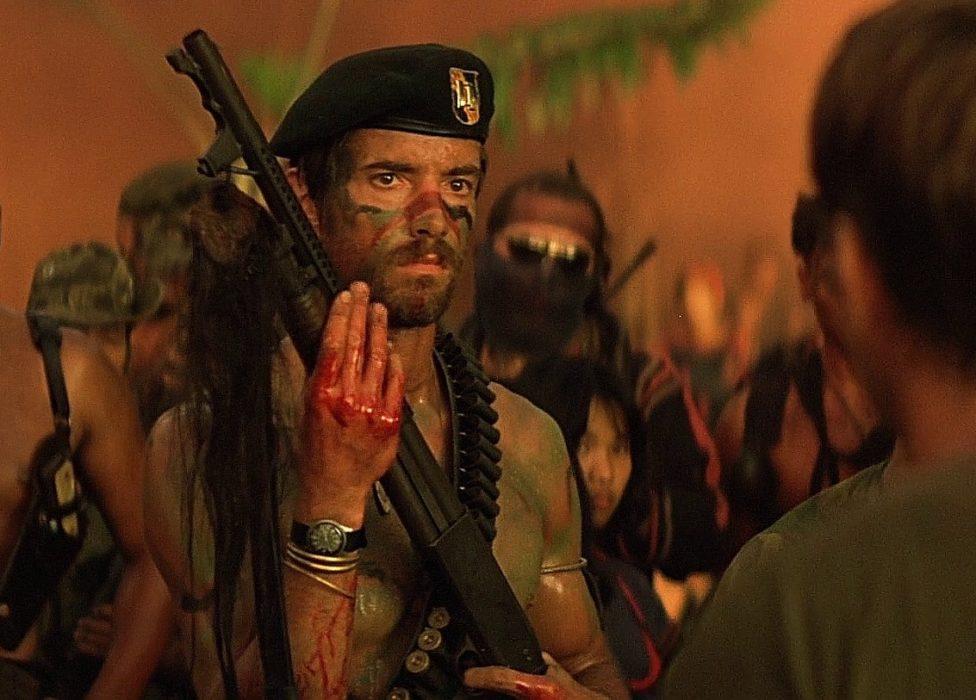 Кадр из фильма «Апокалипсис сегодня»