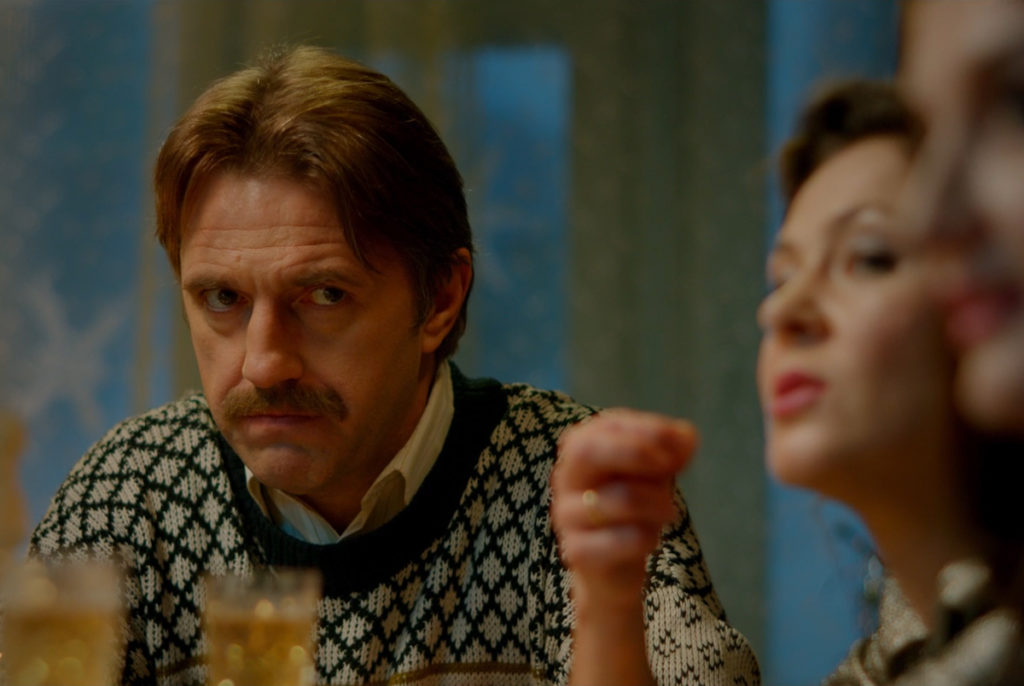 Владимир Вдовиченков сыграл правильного батю