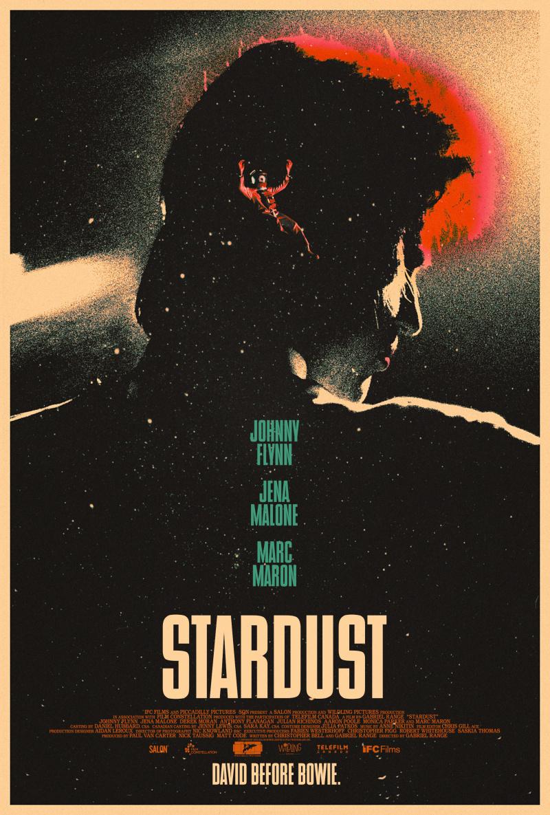Дэвид Боуи: Человек со звезды (2020) — песни из фильма