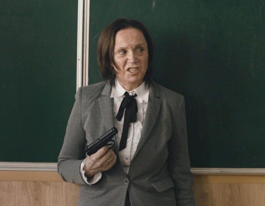 Кадр из фильма «Училка»