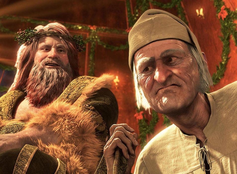 Кадр из фильма «Рождественская история»
