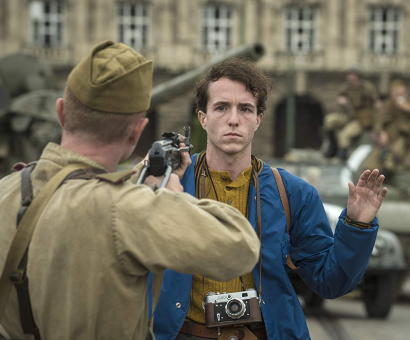 Кадр из фильма «Ян Палах»