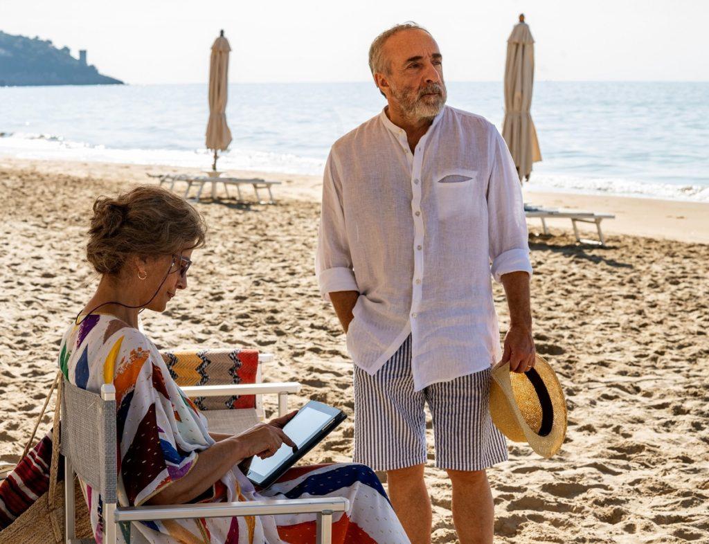 «Порочная связь», представленная в Венеции, выйдет в апреле