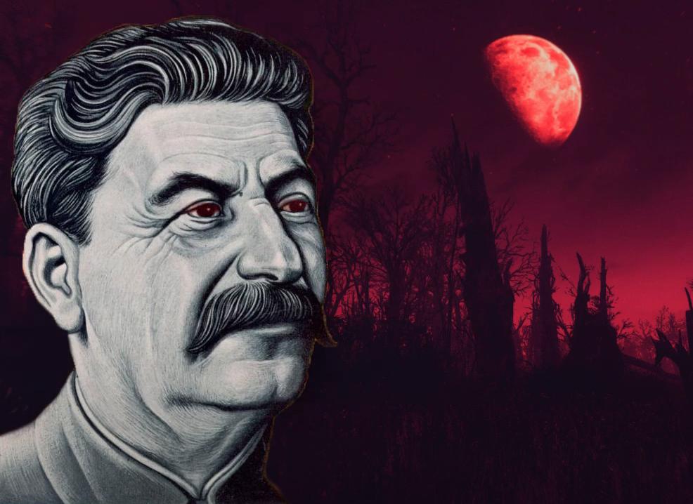 Сталин был кальмаром. Журналисты предложили три новых художественных воплощения вождя