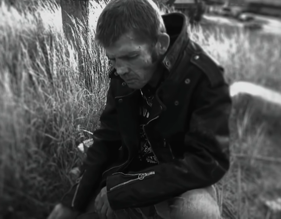 Кадр из фильма «Ступа»