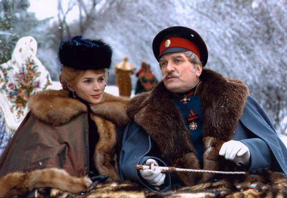 «Сибирский цирюльник» выходит в повторный прокат